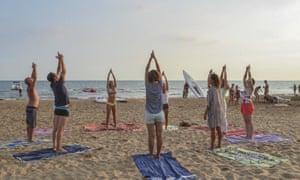 Floripa yoga, Sicily