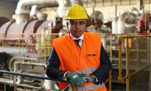 Sanjeev Gupta, executive chairman of Liberty House.