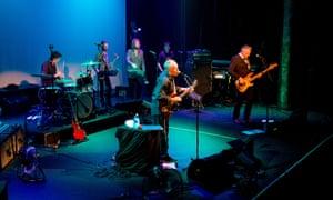 The Aints play at the Tivoli