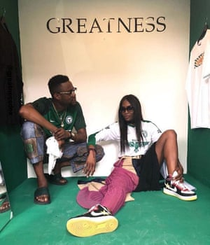 StreetwearBoy Better Know Africa showcase their brand Greatness