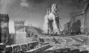 Trojan horse, illustration