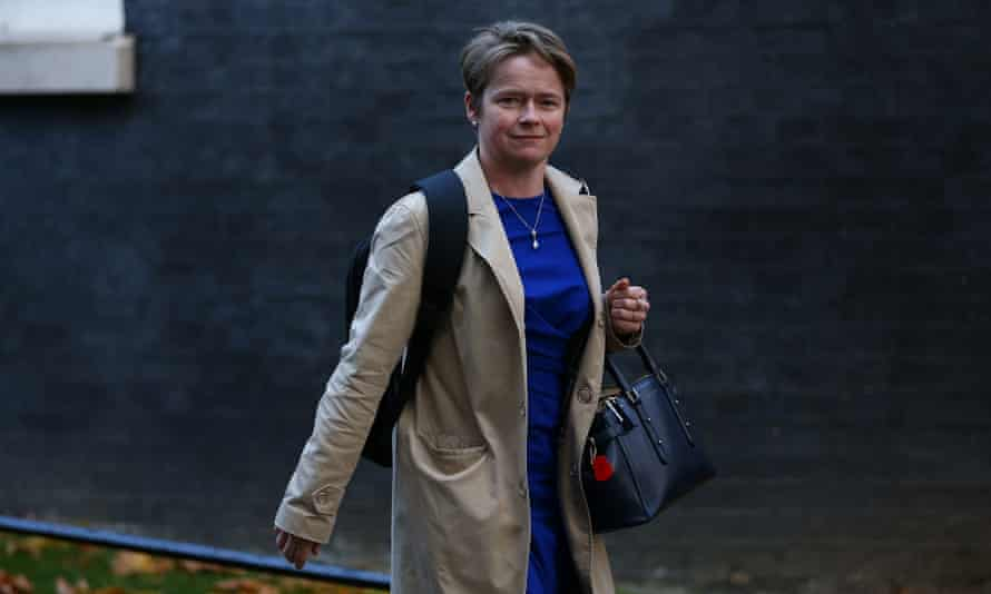 Dido Harding, the Tory peer, was made head of NHS Test and Trace.