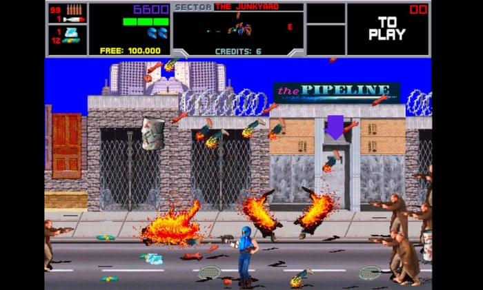 The 25 hardest video games of all time | Games | The Guardian