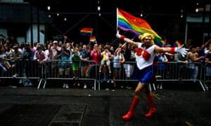 2015 New York City Pride March