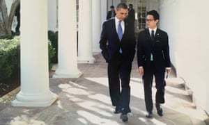 Ronnie Cho, who served as Obama's director of youth affairs, is running for New York city council.