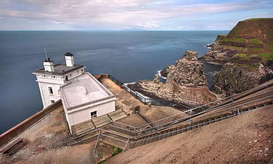 West Lighthouse of Rathlin Island