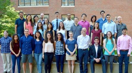 The Grinstaff Group at Boston University