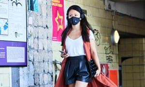 Airinum air pollution mask