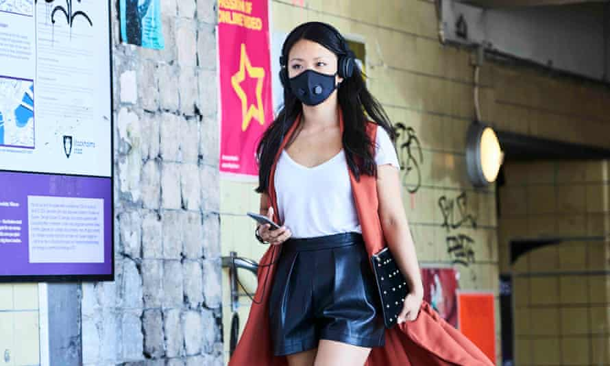 Airinum air pollution mask