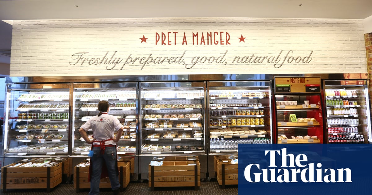 Pret a Manger sued in US for labelling products containing pesticides as 'natural'   Environment   The Guardian