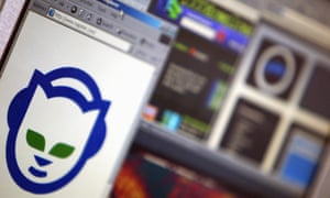 File-sharing service Napster delivered the first of many shocks that have transformed the music industry.