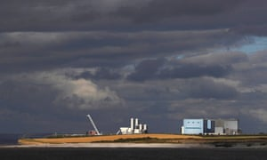Hinkley Point A and B nuclear power