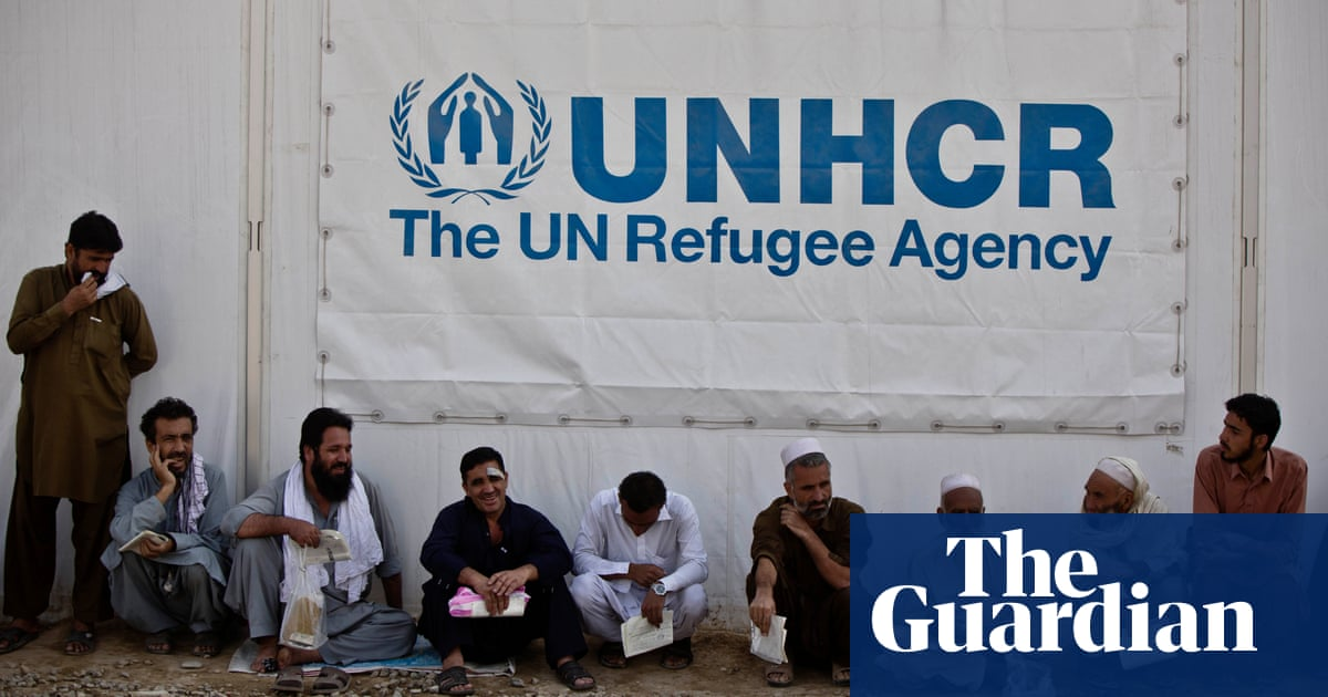 UN accused of failing Afghan refugees 'forced' to return home from Pakistan