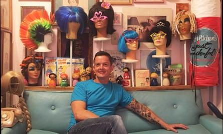 Beauty Bubble Salon and Museum Joshua Tree California desert Highway 62 Owner Jeff Hafler