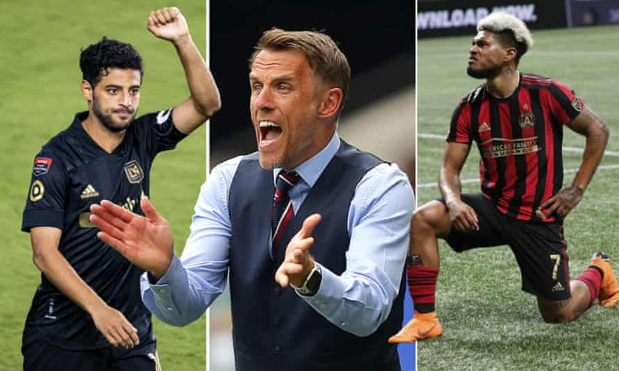 Carlos Vela, Phil Neville and Josef Martínez will all figure prominently in the new MLS season