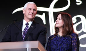 'Because we're all so obsessed with Trump I don't think we take enough time to reflect on how deeply terrifying Pence is.'