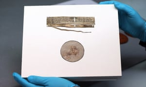 William the Conqueror charter from City of London archives