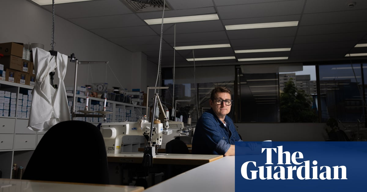 'They fear the factory can't last': Pandemic takes local fashion from boom to bust in Sydney