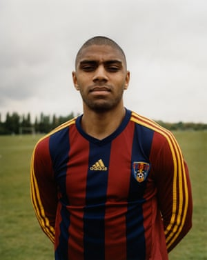 Vincent Williams, FC Bartlett, British