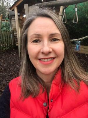 Jan Stillaway, a nursery school teacher from north London