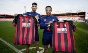 Dominic Solanke and Nathaniel Clyne both joined Bournemouth from Liverpool.