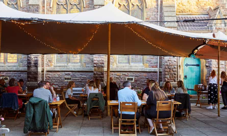 'Restaurants are magical, and the world has felt like a barren, dystopian landscape without them' – finally, it's time to head back to the likes of Littlefrench in Bristol.