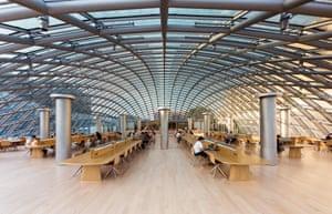mansueto library chicago