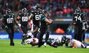 The Jaguars have been regular visitors to Wembley