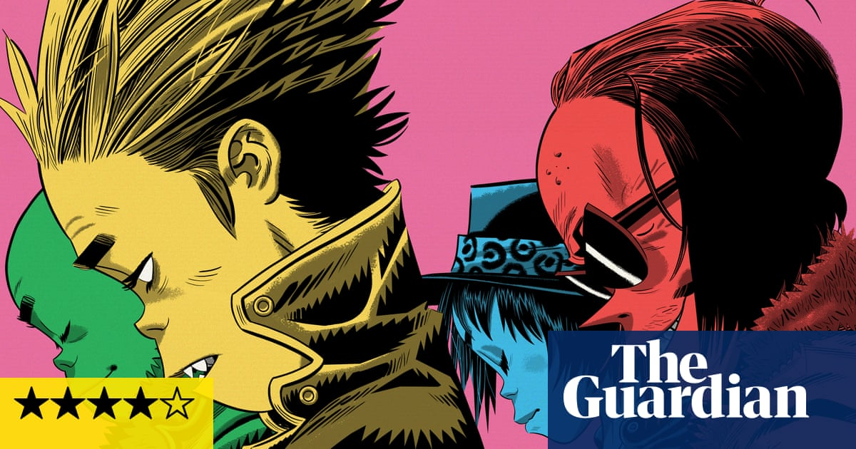 Gorillaz The Now Now Review Damon Albarn And Co Dial Down The