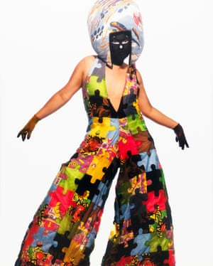 Leigh Bowery, Session VI, Look 28, 1992  Fergus Greer: Leigh Bowery – Looks is at the Michael Hoppen Gallery from 7 March – 27 April