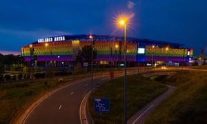 Ghelamco Arena, Ghent, Belgium
