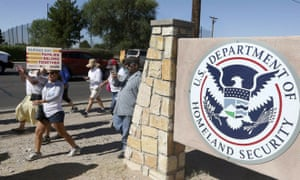 Ice force-feeds immigrants inside Texas detention center