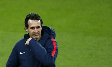 PSG's Unai Emery focuses on Real Madrid a year after painful exit