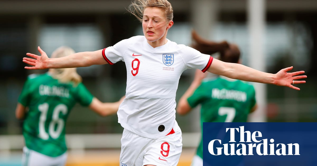 Ellen White hat-trick inspires England to 6-0 win against Northern Ireland