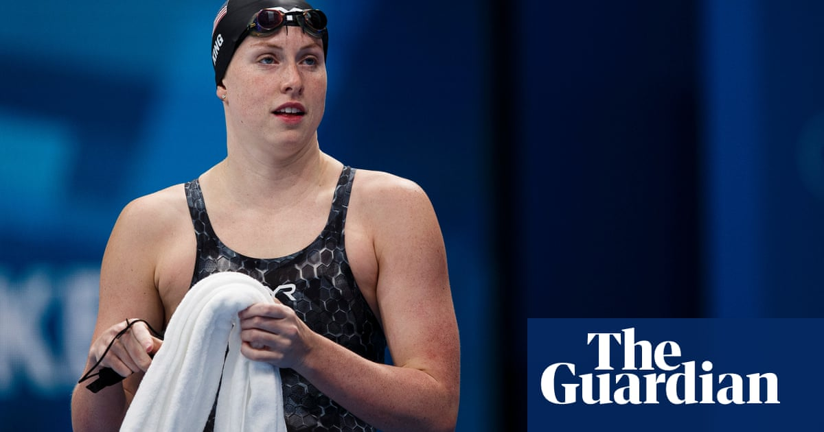 Lilly King implies Russians 'should not be here' in Tokyo because of doping