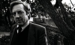 The novelist Malcolm Bradbury, co-founder of the creative writing course at the University of East Anglia.