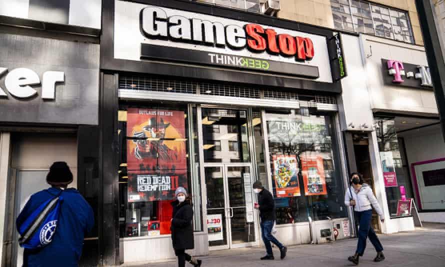 a gamestop in new york