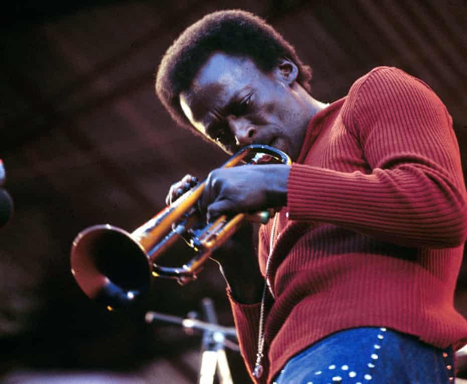 Miles Davis in 1970