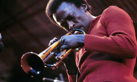 Miles Davis, November 1970.