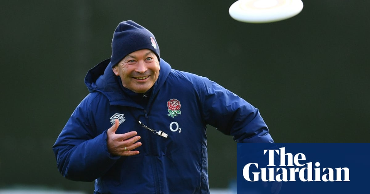 Barbarians cancellation reduces rugby to laughing stock, says Eddie Jones