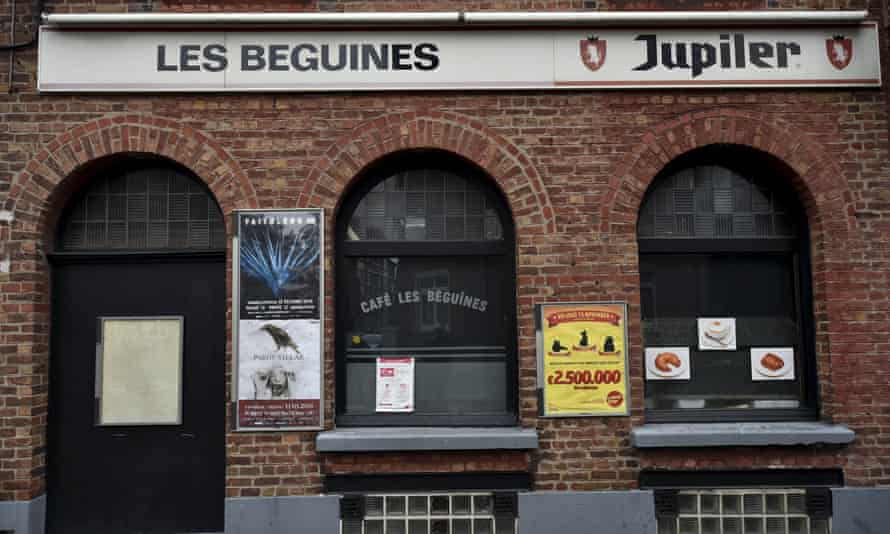 The Brussels bar run by the Abdesalam brothers.