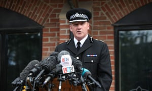 Deputy chief constable, Paul Mills