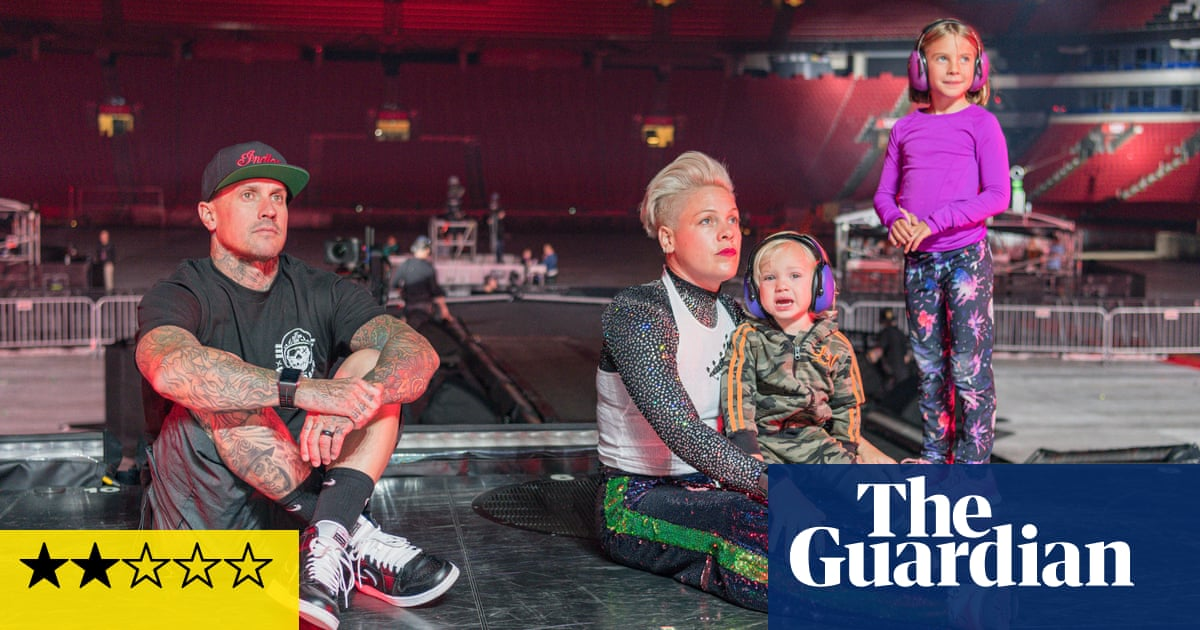 Pink: All I Know So Far review – parenting meets perilous pop stardom