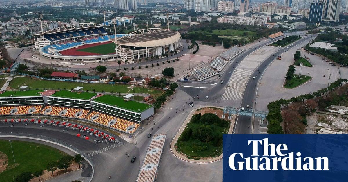 F1 plans longest ever 23-race calendar for 2021 but Vietnam GP cancelled