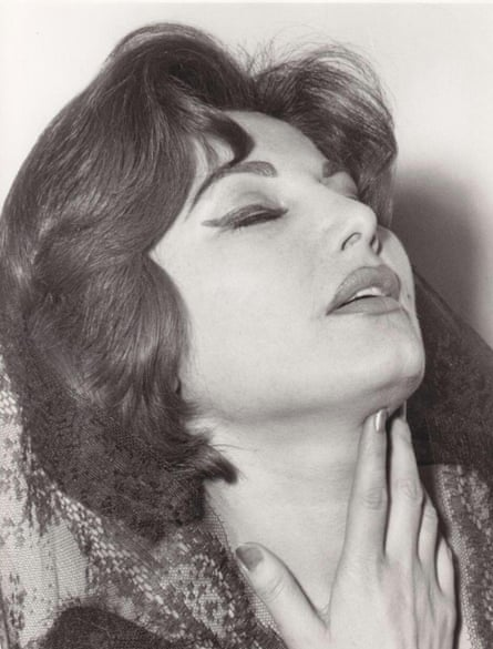 Iren, often referred to as the Iranian Ava Gardner until the 1979 ban.