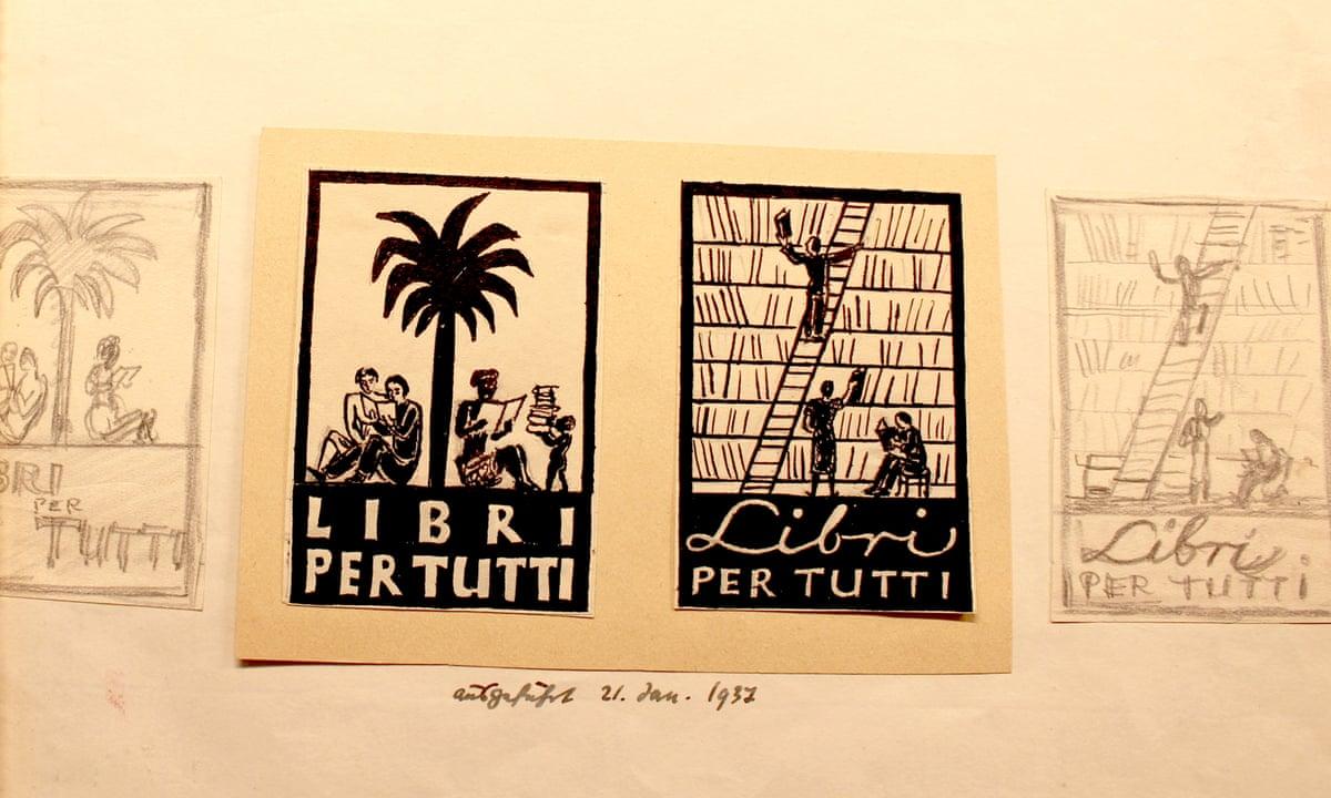 Design Per Tutti Com exhibition celebrates wartime artist famous for mills & boon
