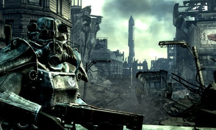 Fallout 3 – a completely unlikely scenario of apocalyptic chaos in Washington