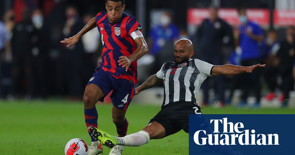 Sergiño Dest sparks USA fightback against Costa Rica in World Cup qualifier