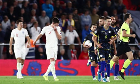 Were England's errors down to complacency or confidence? Either way, don't panic | Paul MacInnes