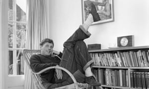 John Line at home in 1962.